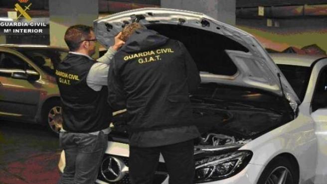 La Guardia Civil detiene a 23 personas en el marco de la operación 'FILADELFIA'