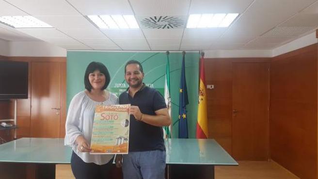 Presentación de la programación del Dolmen de Soto, en Trigueros.