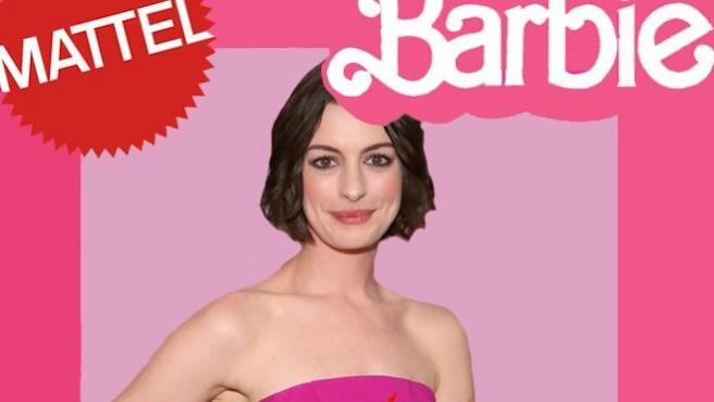 Anne Hathaway aspira al papel de Barbie
