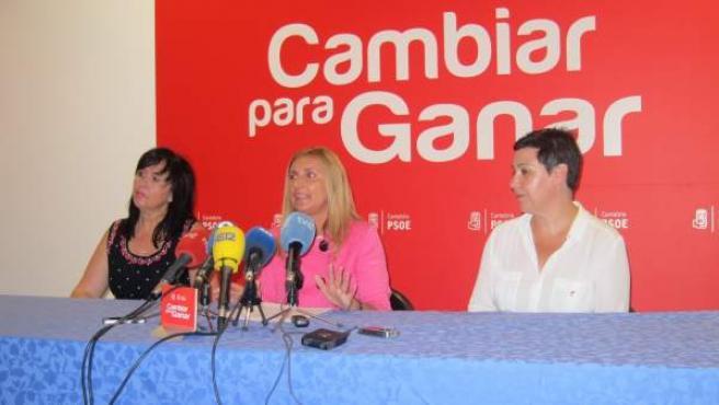Presentación del congreso del PSOE