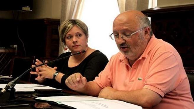 Soria: los dos diputados explican el proyecto de El Valle
