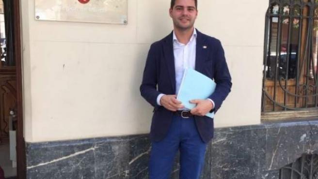 Segado, en Murcia donde se ha reunido con el director general Bienes Culturales