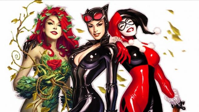 ¿Sigue David Ayer al frente de 'Gotham City Sirens'?