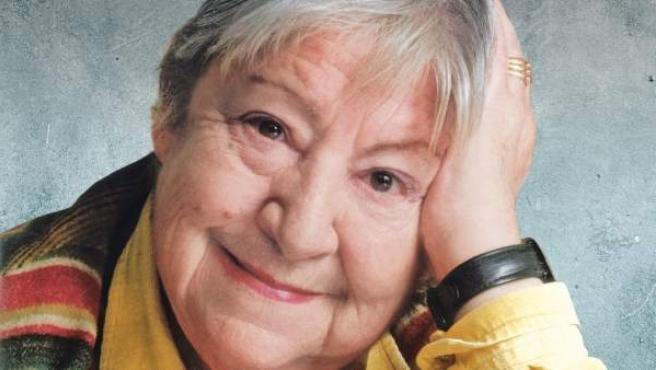La poeta Gloria Fuertes, en una imagen de archivo.