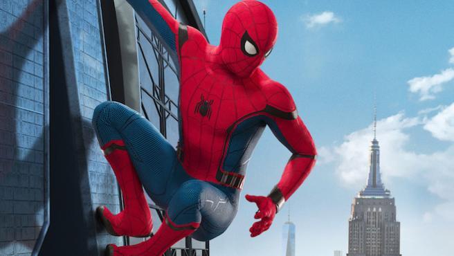 'Spider-Man: Homecoming': Tom Holland arrolla a Andrew Garfield en su estreno