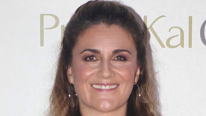 La periodista Carlota Corredera.