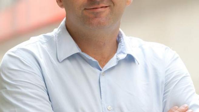 Pablo Echart, profesor de la Universidad de Navarra