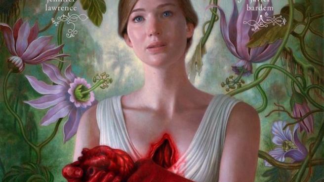 Primer avance de 'mother!', con Jennifer Lawrence y Javier Bardem