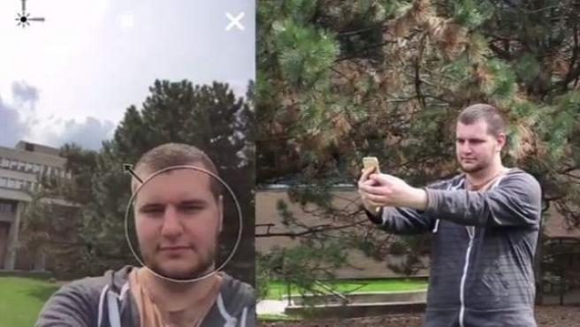 Científicos de la Universidad de Waterloo desarrollan un algoritmo para hacer mejores selfies.