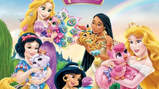 Imagen del juego Disney Princess Palace Pets.