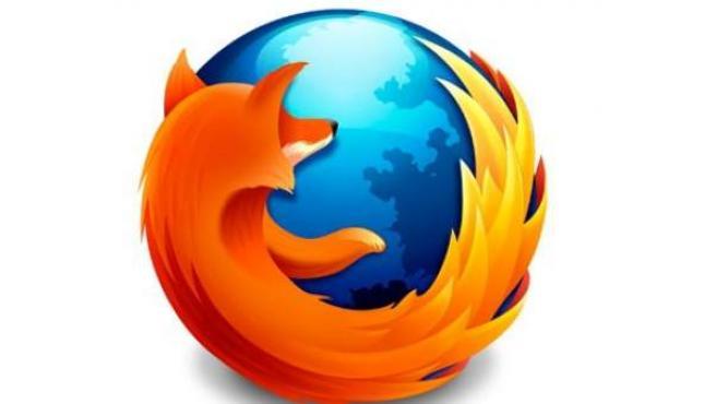 Icono del navegador Mozilla Firefox.