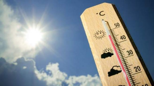 Altas temperaturas a causa del calor.