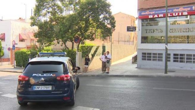 Asesinan a un policía municipal en un bar de Vicálvaro