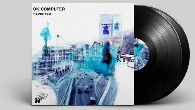 Imagen del álbum 'Ok Computer Revisited'.