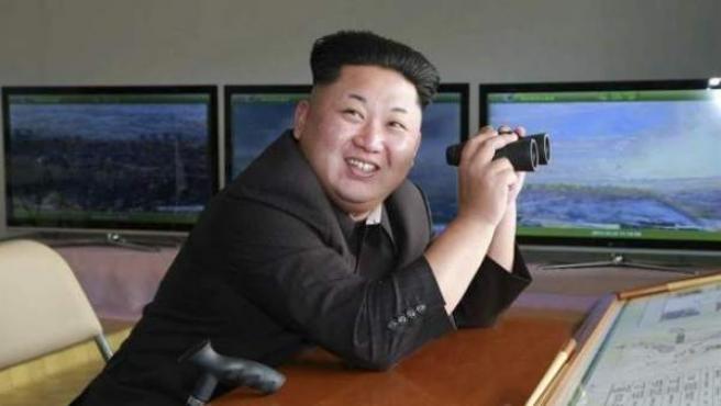 Líder norcoreano Kim Jong-un.
