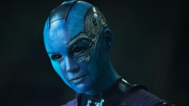 'Vengadores: Infinity War' revelará el pasado de Nébula