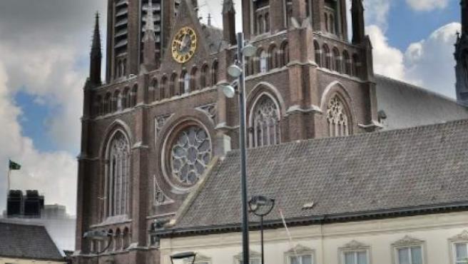 Iglesia de Saint Jozef, en Tilbrug (sur de Holanda).