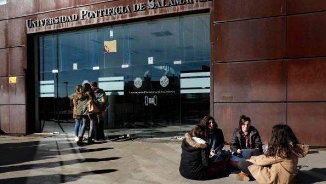 Salamanca.- Facultad de Comunicación de la Upsa