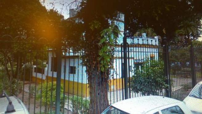 La vivienda de los Jardines de Murillo.