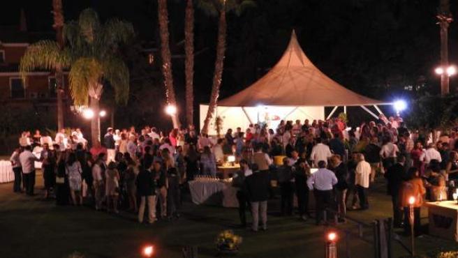 Celebración del 25 aniversario del Islantilla Golf Resort.