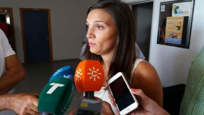 María Márquez.