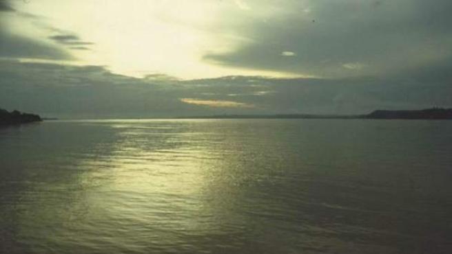 Río Xingú, en Brasil, en una imagen de Wikipedia.
