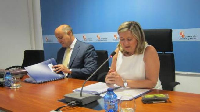 Del Olmo presenta la contabilidad de segundo trimeste
