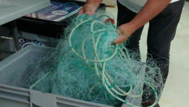Detectado el uso de redes de deriva en las proximidades de Baleares