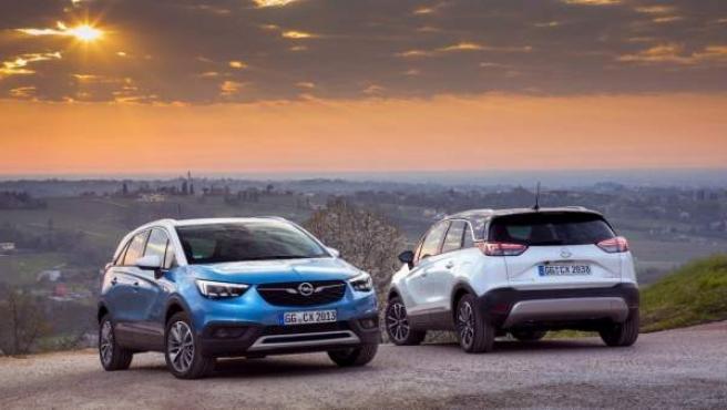 Opel Crossland X.
