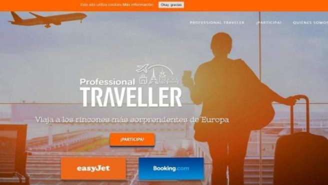 Iniciativa de easyJet y Booking