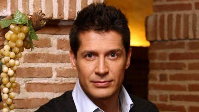 El presentador y periodista Jaime Cantizano, en una foto de archivo.