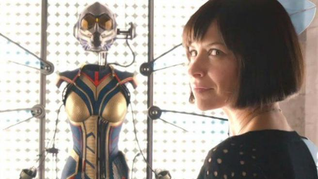 'Ant-Man and the Wasp': Primera foto de Evangeline Lilly con uniforme