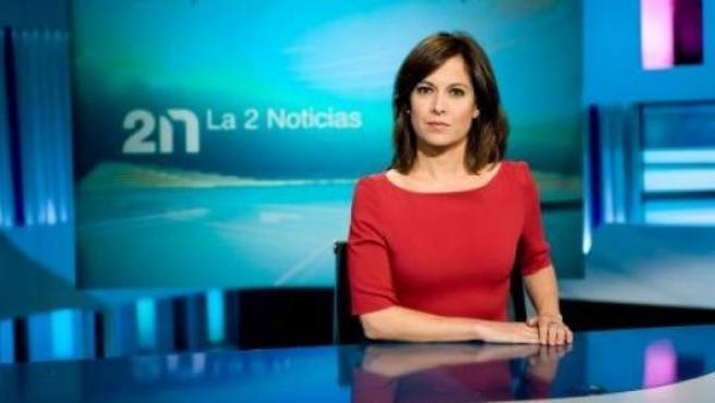 Fotograma de 'La 2 Noticias'.