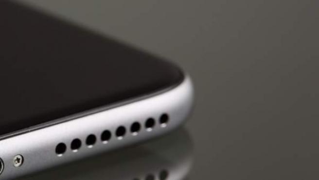 Detalle de un iPhone de Apple, en una imagen de archivo.