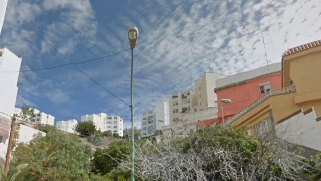 Imagen de una urbanización en Las Palmas de Gran Canaria.