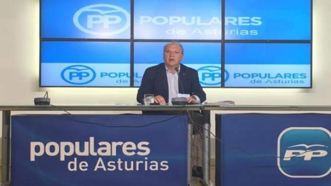 El diputado del PP José Agustín Cuervas-Mons