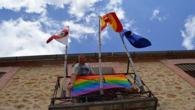 Segovia. JCS reclama que se ejecuten los acuerdos contra la LGTBIfobia