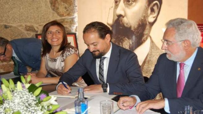 Hijos de Rivera recibe el Premio Celanova Casa dos Poetas