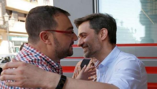 Candidatos a las primarias de la FSA-PSOE