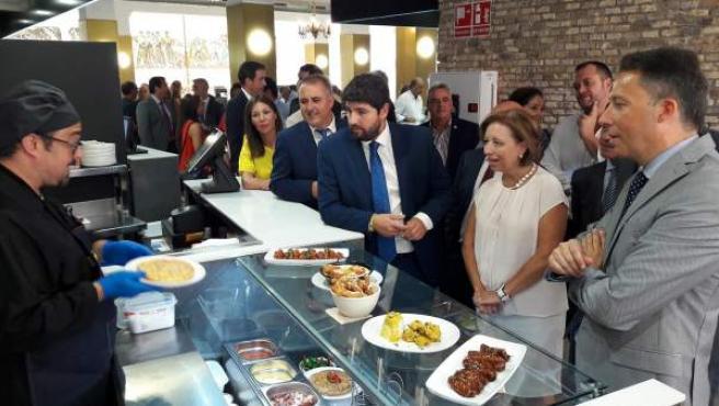 El Mercado Del Sol, Enclavado En El Casco Histórico De Lorca, Convierte A La Ciu