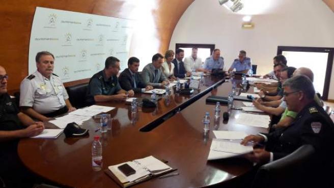 Junta Local De Seguridad En Lorca
