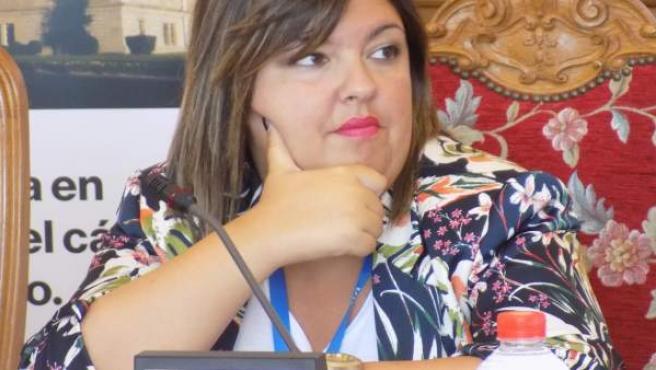 Laura Pérez de AMUCCAM Cantabria