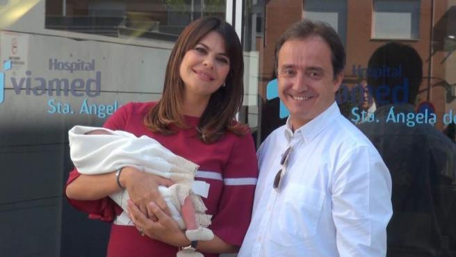 El motivo que ha provocado la separación de María José Suárez y su marido