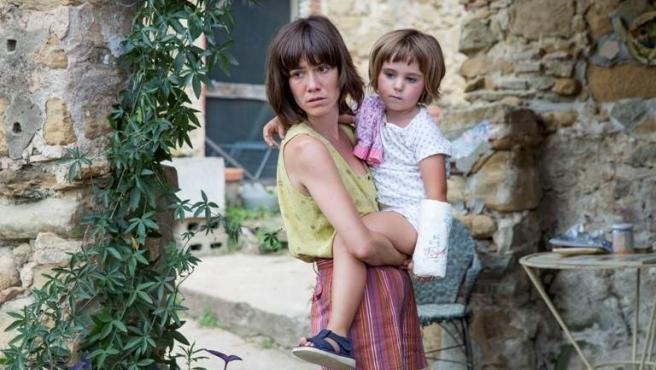 Un fotograma de la película 'Verano 1993'.