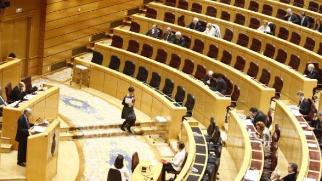 Una sesión del Senado, en una imagen de archivo.