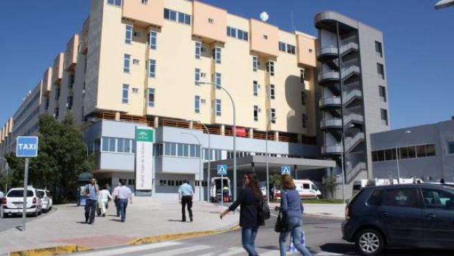 Hospital Clínico de Málaga.