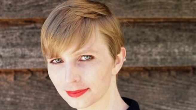 La primera imagen de Chelsea Manning como mujer.