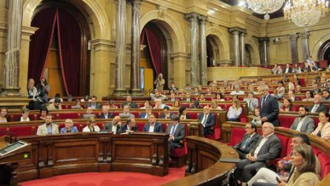 El Parlament designó a los miembros de la Sindicatura Electoral.