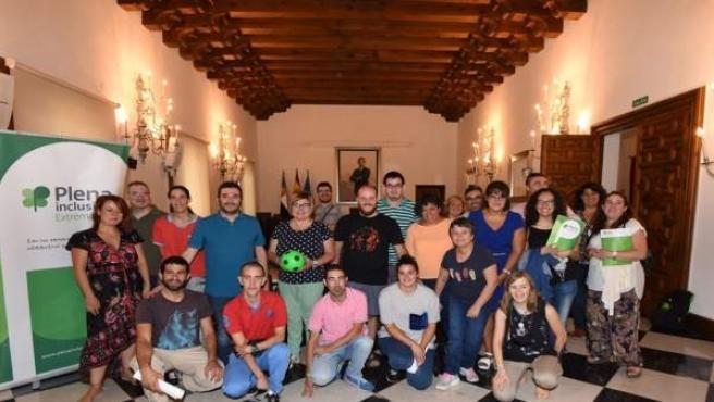 Jóvenes De Comunidades Experiencias En La Diputación