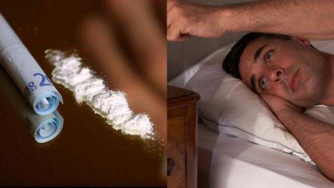 La cocaína o el insomnio son grandes enemigos de las neuronas.